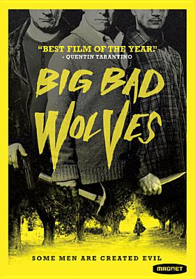 BIG BAD WOLVES BY ASHKENAZI,LIOR (DVD)